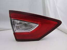 2014 ford focus tail light oem ford focus sedan left tail l light lid mounted 2012 2014