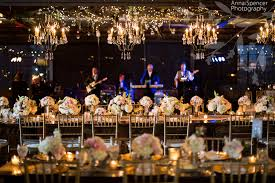 weddings in atlanta band in the background amongst wedding decor at summerour