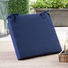 Replacement Patio Cushions Decorating Comfortable Sunbrella Outdoor Cushions For Elegant
