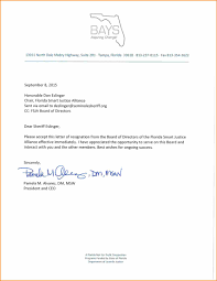 job letter of resignation gallery letter format examples