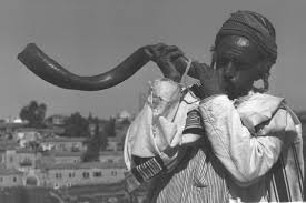 rams horn trumpet rams horn hebrew in israel