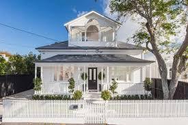 Henderson Auctions Katrina Cottages by Australian Hamptons Style Facade Garden Ideas Pinterest