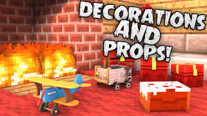 minecraft mods deco craft mod furniture bathroom props