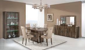 Contemporary Dining Room Sets Modrest Athen Italian Modern Dining Set