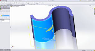 the wrap feature in solidworks youtube
