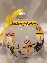 13 pittsburgh ornaments for gifting