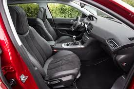 peugeot 308 gti interior 2014 peugeot 308 built on innovative emp2 chassis