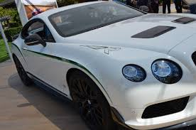 bentley gt3r 2017 bentley gt3 r at pebble beach concours
