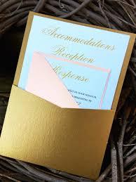 pocket invitations wedding pocket invitations 6666 and back pocket invitations