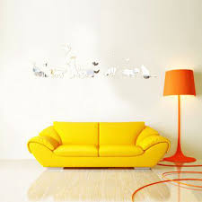 family diy quote removable art wall sticker mirror decal mural