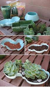 Plants And Planters by Diy Planter Centerpieces Plants Potted Succulents And Gardens