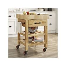 crosley furniture kitchen cart crosley furniture marston butcher block kitchen cart other clrs