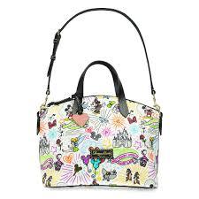 disney sketch nylon zip satchel by dooney u0026 bourke shopdisney