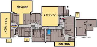 Somerset Mall Map Kids Footlocker Westland Shopping Center