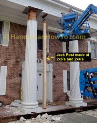 how to sister a wood deck post for beam splice support