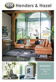 h et h canapé magazine heth et promotions by abitare living issuu