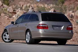2005 mercedes benz e class e500 4matic wagon g force performance