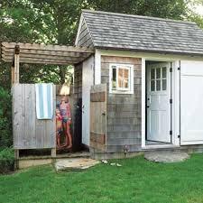 Building Backyard Shed by Sensational Outdoor Retreats Editor Pool Houses And Backyard