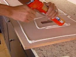 how to create a colorful laminate backsplash hgtv