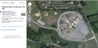 Walking Dead Google Map Nerdovore Parkland High In Allentown Pa U003d Millenium Falcon