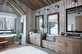 Ski Lodge Interior Design Decor Inspiration Luxury Ski Lodge In Aspen Hello Lovely