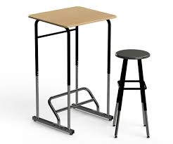 Stool For Desk Standing Desks Are Coming To Schools To Cure Obesity And Increase Att
