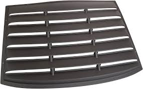 dodge charger louvers amazon com willpak industries 1557 abs car louver for chrysler