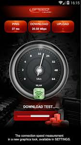 android speed test apk speed test for android