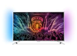 philips design fernseher ultraflacher 4k fernseher powered by android tv 49pus6501 12