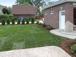 1113 peale park ridge landscaping and hardscaping brick work