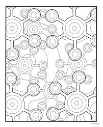 geometric coloring pages for adults kids coloring