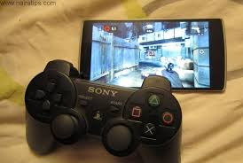how to connect ps3 controller to android how to connect six axis ps3 controller to android without otg