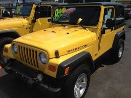 jeep wranglers for sale in ct 2004 jeep wrangler for sale in milford ct carsforsale com