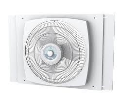 amazon com air king 9155 storm guard window fan 16 inch home