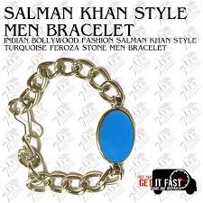 men bracelet style images Salman khan style men bracelet turquoise feroza stone indian jpg