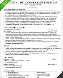 dental hygienist resume dental hygienist resume exle sle dental hygienist