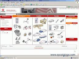 citroen service box 2014 parts and service manual repair manual