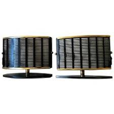 Sculpture Table Lamps Pair Of Mid Century 1950s Sculptural Table Lamps For Sale At 1stdibs