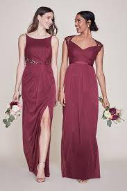 bridesmaid dress shops mismatched bridesmaid dress styles colors david s bridal