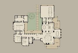 small house plans with courtyards baby nursery style house plans with courtyard
