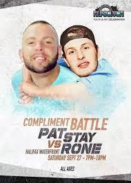 Father Of Lights Lyrics King Of The Dot U2013 Pat Stay Vs Rone Compliment Battle Lyrics