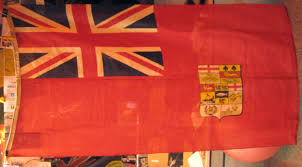 Canadian Flag 1960 Flags Of Empire National Ensigns Of British North America And The