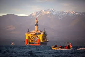 off shore oil drilling in the arctic is still far too risky la times