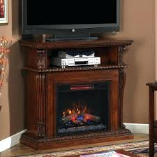 Black Electric Fireplace Black Fireplace Tv Stand Tweeps Co