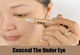 eye makeup you 10 steps how to apply concealer for dark circles 3