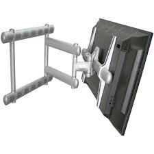 tv wall mount swing out premier am300 or am300 b articulating swing out wall mount arm up