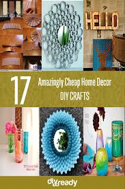 Cheap Home Decor Ideas DIY Projects Craft Ideas  How Tos For - Diy cheap home decor