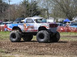 muddy monster truck videos the stunt zombie mud hop