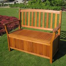 leisure season solid wood storage bench reviews wayfair ca