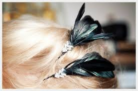feather hair clip amazing diy hair accessories to upgrade your style
